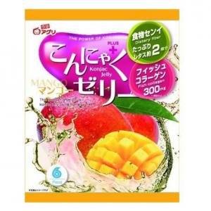 Yukiguni Aguri Konjac jelly mango smaak