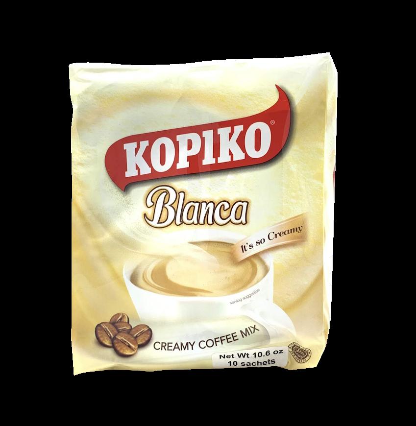 Romige koffie mix