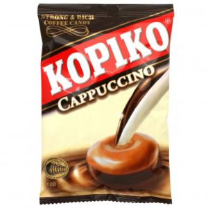 Kopiko Koffie snoep cappuccino smaak