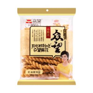 Zhongwang Kringel koekjes sjalot smaak