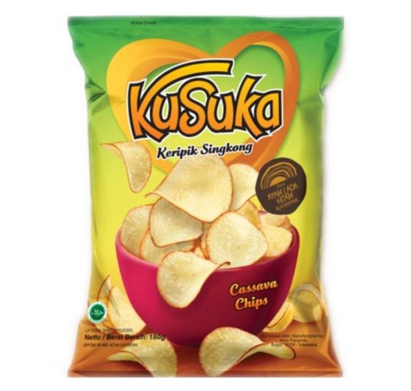 Rasa Kusuka cassava chips black pepper