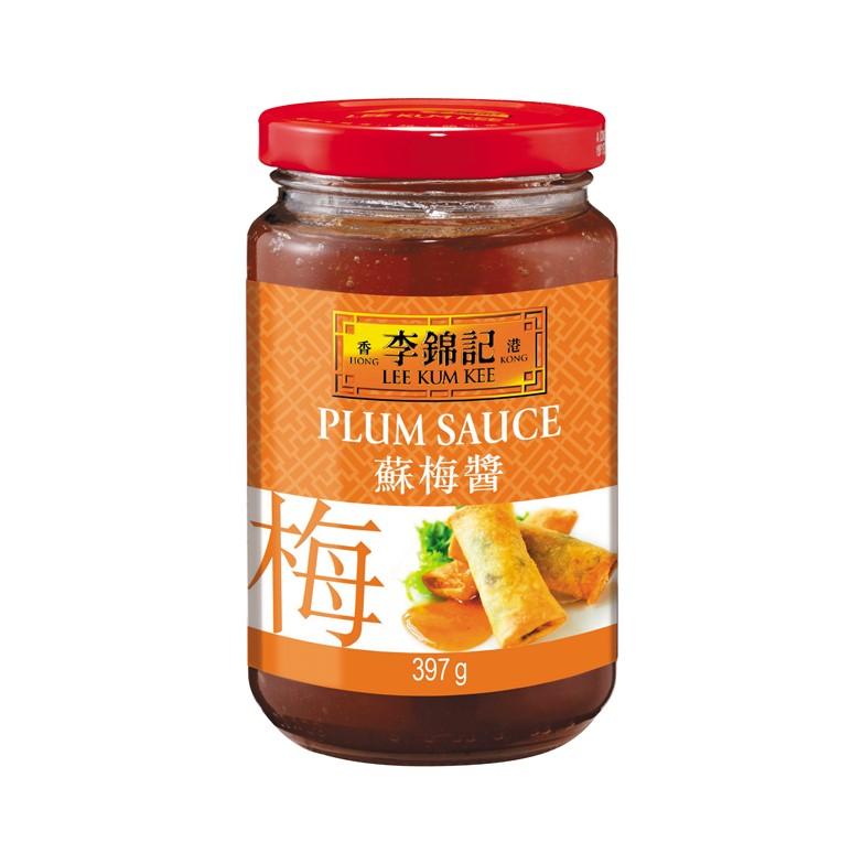Pruim saus (李錦記 蘇梅醬)