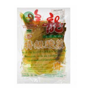 Leng Heng Zure groene mosterdkool (龍字特級酸菜)