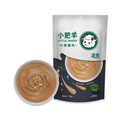 Hotpot dipsaus originele smaak (小肥羊 火锅蘸料 清香)