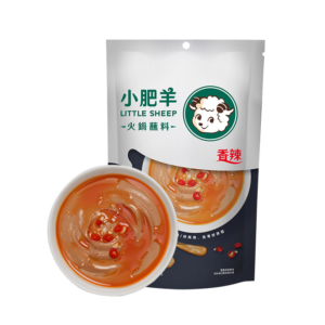 Little Sheep Hotpot dipsaus pikant (小肥羊 火锅蘸料 香辣味)