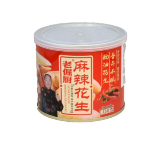 Lao Jue Chu Peanut mala flavour (老倔厨牌麻辣花生)