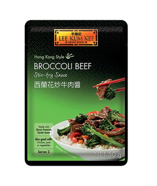 Lee Kum Kee  Broccoli beef stir-fry sauce