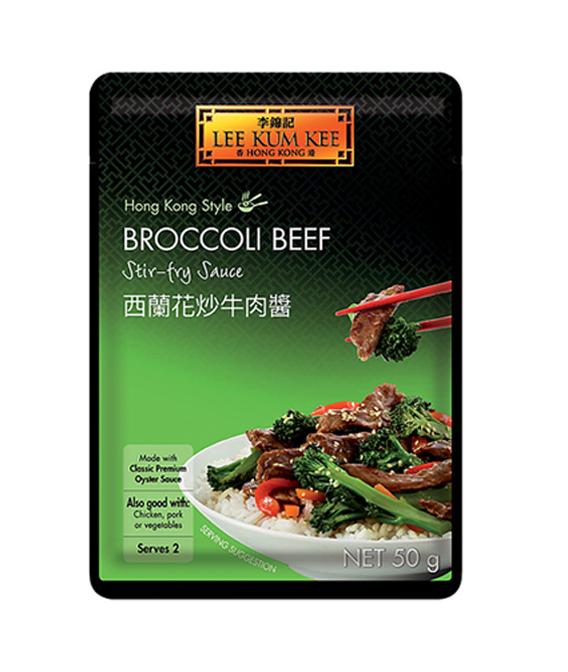 Broccoli beef stir-fry sauce