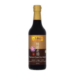 Lee Kum Kee Premium donkere sojasaus (500ml) (李錦記特級老抽)
