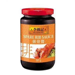 Lee kum Kee Ribbetjes saus (李錦記排骨醬)