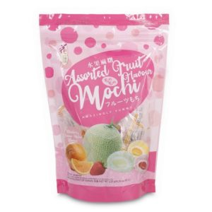 Love & Love Mochi assorted fruit flavour