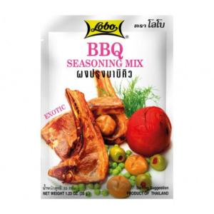 Lobo BBQ seasoning mix