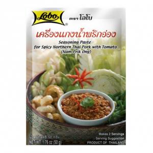 Lobo Kruidenpasta voor Noord-Thais varkensvlees met tomaat
