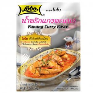 Lobo Panang currypasta voor rundvleesschotel