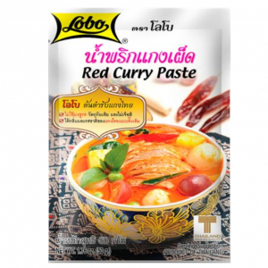 Lobo Rode currypasta
