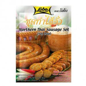"Lobo Set voor bereiding van Thaise worst ""sai oua"""