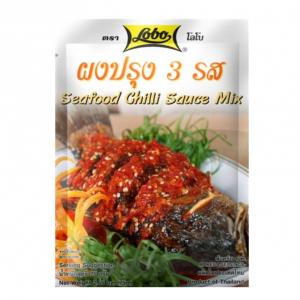 Lobo Chilisaus voor vis en zeevruchten