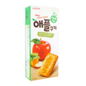 Lotte Sweet apple cookie