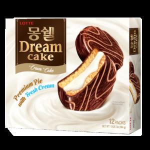 Lotte Dream cake