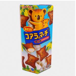Lotte Koala cookies white chocolate flavour
