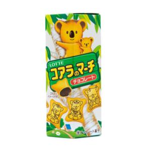 Lotte Koala koekjes met melkchocoladevulling