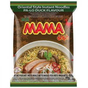 Mama Noedels pa-lo eend smaak (媽媽鴨麵)