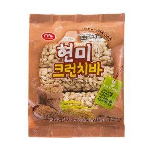 Mammos Rijstcrackers met zilvervliesrijst smaak
