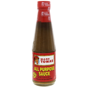 Mang Tomas All purpose sauce hot and spicy