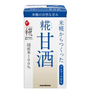 Marukome Koji amazake original flavor