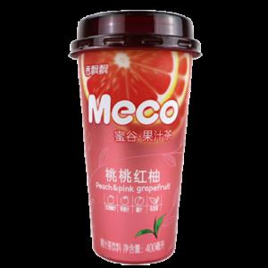 Meco Perzik en roze grapefruitthee