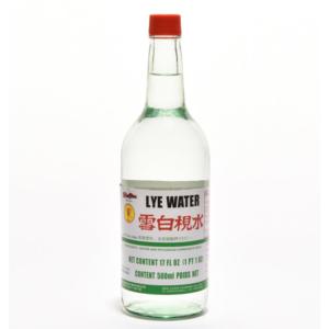 Mee Chun Lye water (雪白梘水)