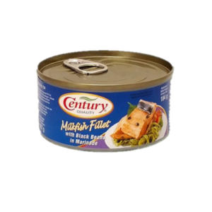 Century Melkvis filet met zwarte bonen in marinade