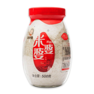 Mi Popo Fermented glutinous rice (米婆婆 甜香酒酿)