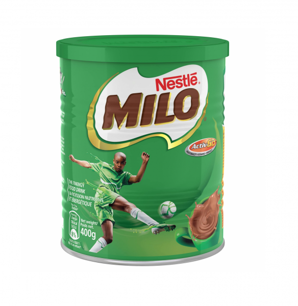 Nestle Milo chocopoeder in blik