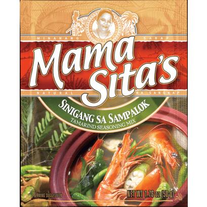 Smaakverfijner voor tamarinde soep