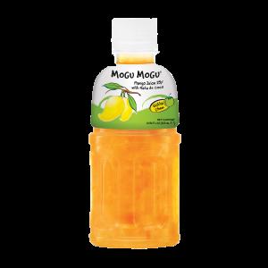 Mogu Mogu Mango smaak drank met nata de coco