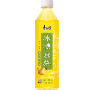 Mr. Kon Chinese peer drank (康师傅冰糖雪梨)