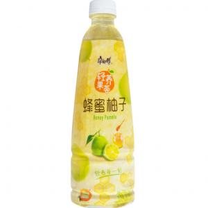 Mr. Kon Honing pomelo drank (康师傅轻养果荟蜂蜜柚子)