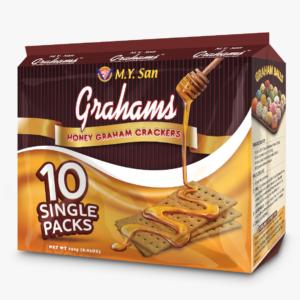 M.Y. San Honey grahams crackers