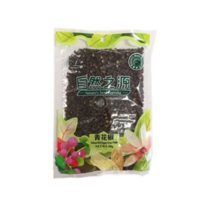Nature's Best Harvest  Sichuan wild pepper green whole (自然之源青花椒)