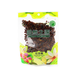 Nature's Best Harvest  Sichuan wild pepper red whole (自然之源红花椒)