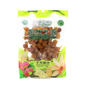 Nature's Best Harvest  Dried longan pulp (然之源干龙眼肉)