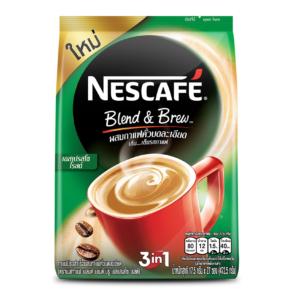Nescafé Nescafe green espresso coffee mix 3 in 1