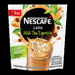 Nescafe Nescafe latte milk tea espresso