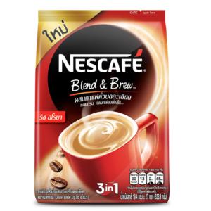 Nescafé Nescafe red rich aroma coffee mix 3 in 1
