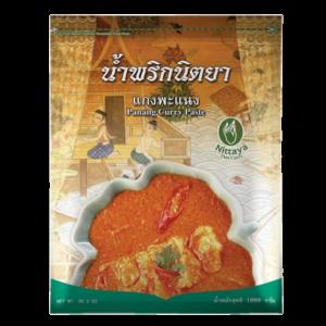 Nittaya Panang curry paste