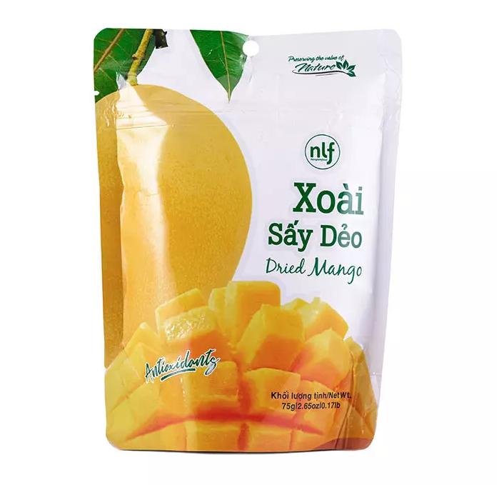 Dried mango snack