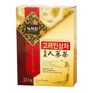 Nok Cha Won Koreaanse ginseng thee (insam cha)