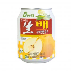 Nonghyup Koreaanse peer drank (농협 생배쥬스)