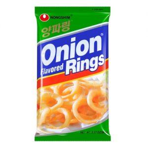 Nongshim Ringen chips met uiensmaak